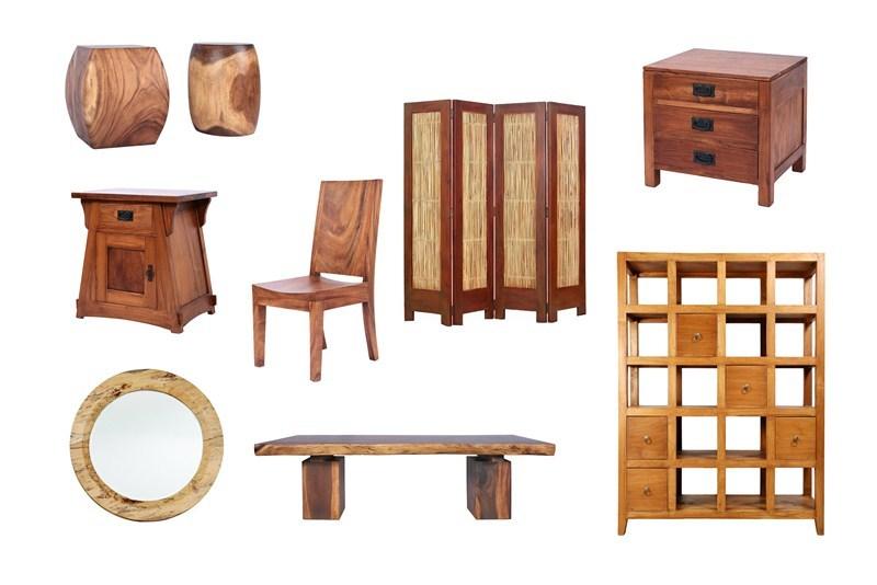 Asiatica Furniture The Allure Of Wood