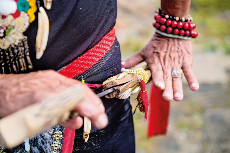 Naik Dango - A Vibrant Dayak Celebration