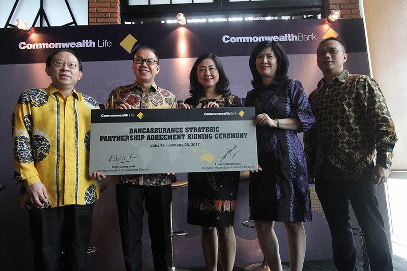 Commonwealth Life & Commonwealth Bank Launch COMM | NOW! JAKARTA