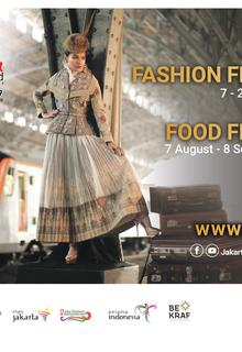 Jakarta Fashion and Food Festival (JF3) 2019