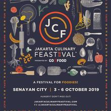Jakarta Culinary Feastival 2019