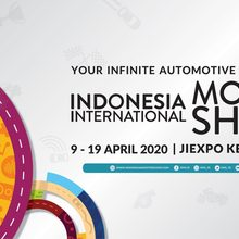 Indonesia International Motor Show 2020