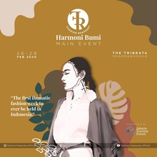 "Fashion Rhapsody ""Harmoni Bumi"""