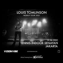 Louis Tomlinson Live in Jakarta 2021
