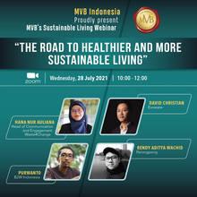 MVB Indonesia's Sustainable Living Webinar