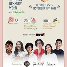 Jakarta Dessert Week 2021