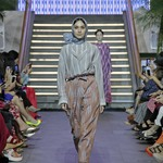"IKAT Indonesia ""Surya"" Collection by Didiet Maulana"